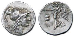 Ancient Coins - Side, Pamphylia Fourrée Tetradrachm