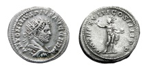 Ancient Coins - Caracalla AR Antoninianus