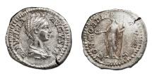 Ancient Coins - PLAUTILLA AR Denarius - Concordia