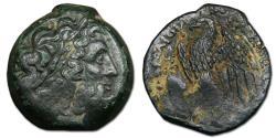 Ancient Coins - Ptolemy II Philadelphos AE26 - Alexandria mint