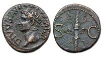 Divus Augustus AE As
