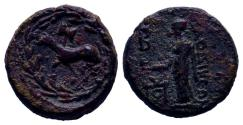 Ancient Coins - PHRYGIA. Laodicea ad Lycum. Ae. Pythes Pythou, magistrate.