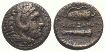 Ancient Coins - Kings of Macedon - Alexander III the Great (336-323 BC) Ae, Beauty!