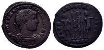 Ancient Coins - Roman Imperial Coinage - Constantinus II (337-340) - AE Follis