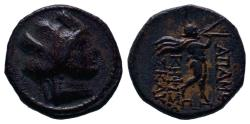 Ancient Coins - Apameia (BC 133-48) AE 17 133-48 BC. AE17 (4.32g) Extremely nice