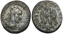 Ancient Coins - Trajan Decius AR Tetradrachm of Antioch, Syria. AD 249-251