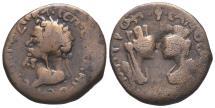 Ancient Coins - COMMAGENE , Samosata. Septimius Severus. AD 193-211. Æ 25mm RARE!