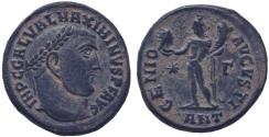 Ancient Coins - Maximinus II Daza. A.D. 309-313. AE follis, Ric 164B, Excellent condition!