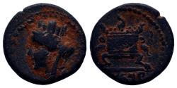 Ancient Coins - Seleucis and Pieria. Antiochia ad Orontem. Pseudo-autonomous issue under Vespasian. A.D. 69-79. AE