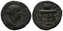 Ancient Coins - Valerian I Æ23 of Anazarbus, Cilicia.