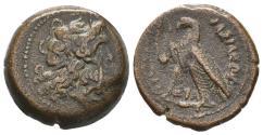 Ancient Coins - Ptolemaic Kingdom. Ptolemy V. 205-180 BC. AE