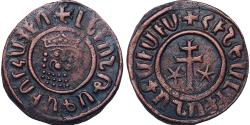 World Coins - CILICIAN ARMENIA. Levon I, 1198-1219 AD. Æ Tank