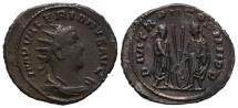Ancient Coins - Valerianus I (253-260 AD). AR Antoninianus (20-23 mm, 3.62 g).