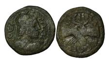 Ancient Coins - Lydia - Serdeis III° sec. a.C. pseudo autonome -ae/ 25 mm