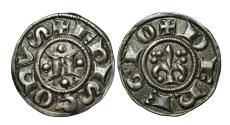 World Coins - Reggio Emilia - Comune 1233-1243 -ag/ grosso