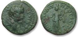 Ancient Coins - AE 16 (assarion) Septimius Severus, - Nikopolis ad Istrum 193-211 A.D. -- Homonia --