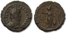 Ancient Coins - Billon tetradrachm Gallienus, Egypt, Alexandria 264-265 A.D. -- Ex Dattari Collection --