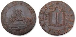 World Coins - Spanish Netherlands AE jeton Dordrecht mint 1610: on the murder of Henry IV of France by Ravaillac