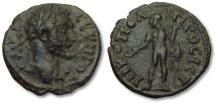 Ancient Coins - AE 17 (assarion) Septimius Severus, Moesia Inferior - Nikopolis ad Istrum 193-211 A.D. - Hercules-