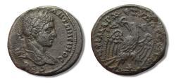 Ancient Coins - BI billon 25mm tetradrachm Elagabalus, Syria, Antioch 218-222 A.D.