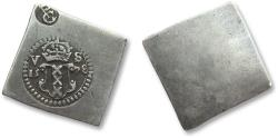World Coins - Siege klippe emergency coin Amsterdam 5 Stuiver 1578