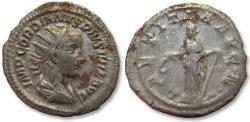 Ancient Coins - AR antoninianus Gordian / Gordianus III, Rome 238-244 A.D. - LAETITIA AVG N -