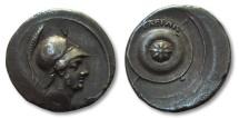 Ancient Coins - AR denarius Octavian / Octavianus, Rome 29-27 B.C.