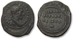 Ancient Coins - AE 21 (assarion) Marcrinus, Moesia Inferior - Nikopolis ad Istrum 217-218 A.D.