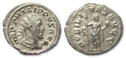 Ancient Coins - AR antoninianus Philip I 'the Arab', Rome 248-249 A.D. --NOBILITAS AVGG--