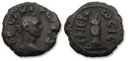Ancient Coins - Billon Tetradrachm DIVUS Carus, Egypt, Alexandria 283-285 A.D. - struck under Numerian and Carinus