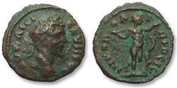 Ancient Coins - AE 17 (assarion) Septimius Severus, Moesia Inferior - Nikopolis ad Istrum 193-211 A.D --Apollo--