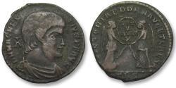 Ancient Coins - AE 22mm maiorina Magnentius, Trier 351-352 A.D.
