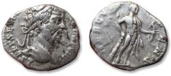 Ancient Coins - AR denarius Septimius Severus, Rome mint 197 A.D. - HERCVLI DEFENS -