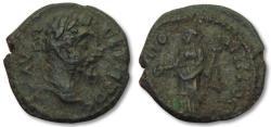 Ancient Coins - AE 17 (assarion) Septimius Severus, Moesia Inferior - Nikopolis ad Istrum 193-211 A.D. - Homonia-