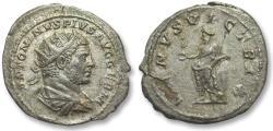 Ancient Coins - AR antoninianus Caracalla, Rome 215-217 A.D. -- VENVS VICTRIX --