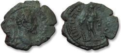 Ancient Coins - AE 20 (assarion) Septimius Severus, Moesia Inferior - Nikopolis ad Istrum 193-211 A.D -Hercules-