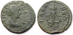 Ancient Coins - AE 20mm Crispina Augusta, Phrygia, Kadoi mint 178-192 A.D. - rare cointype -