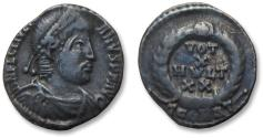 Ancient Coins - AR Siliqua, Julian II / Julianus II. - FROM THE HARPTREE HOARD OF 1887 - Constantina (=Arles) mint 362-363 A.D. - TCONST (3rd officina) - comes with CNG ticket -