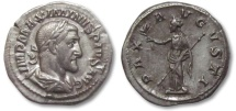 AR denarius Maximinus Thrax, Rome 235-236 A.D.