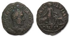 Ancient Coins - AE25 Trajan Decius, Moesia, Viminacium 250 A.D.