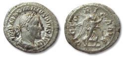 Ancient Coins - AR denarius Maximinus Thrax, Rome 235-238 A.D.