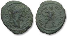 Ancient Coins - AE 20 (assarion) Septimius Severus, Moesia Inferior - Nikopolis ad Istrum 193-211 A.D -Artemis-