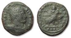 Ancient Coins - MO: AE18 follis Licinius, Arles / Arelatum, 308-324 A.D.