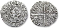 World Coins - Medieval Netherlands - AR silver denier / penny Floris V, count of Holland & Zeeland, emission 1293-1296