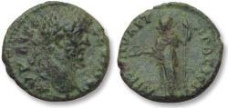 Ancient Coins - AE 16 (assarion) Septimius Severus, Moesia Inferior - Nikopolis ad Istrum 193-211 A.D. -Hera-