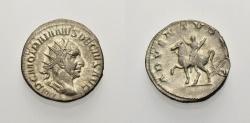Ancient Coins - ROME, TRAIANUS DECIUS, Antoninian, ADVENTVS AVG