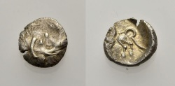 "Ancient Coins - CELTIC: ""BÜSCHELQUINAR"", S. Germany"