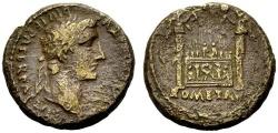Ancient Coins - ROME, AUGUSTUS, Semis