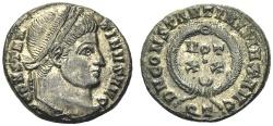 Ancient Coins - ROME, CONSTANTINE I. THE GREAT, Nummus, Ticinum
