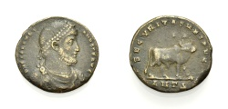 Ancient Coins - ROME, JULIAN II., Double Maiorina, Antioch